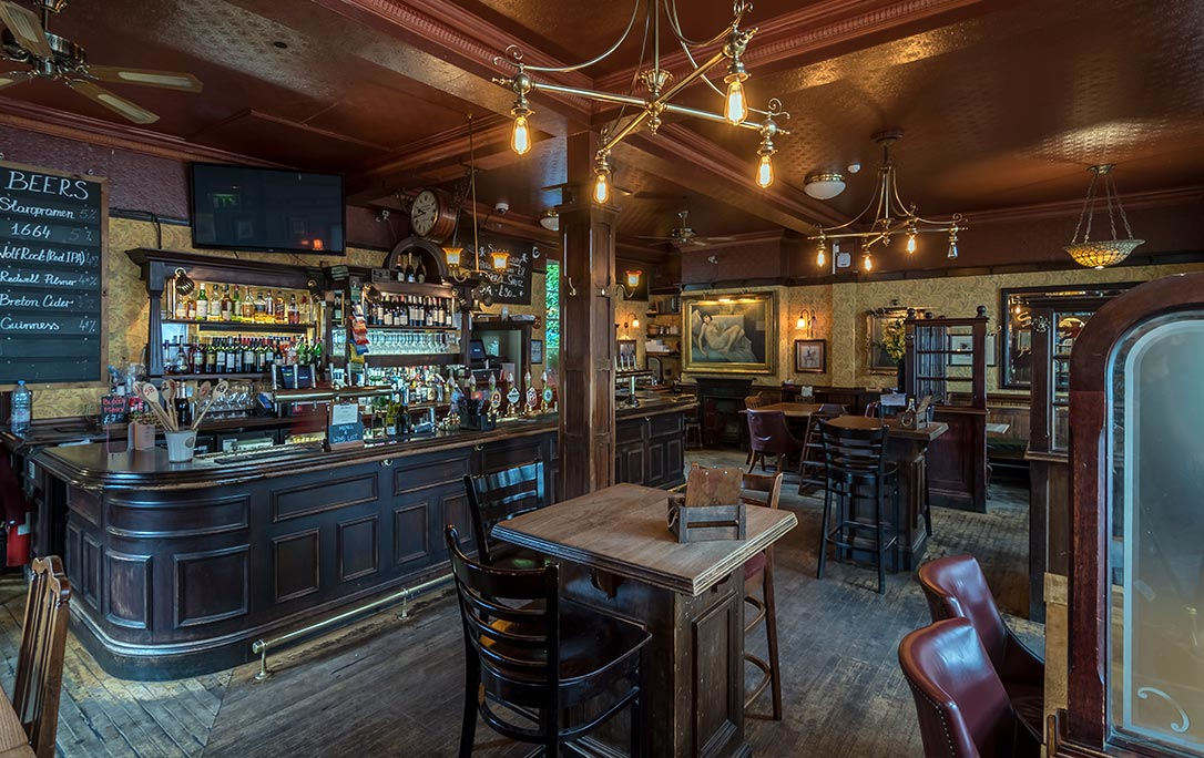The Anglesea Arms, South Kensington